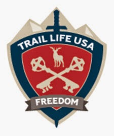Trail Life USA Freedom Award