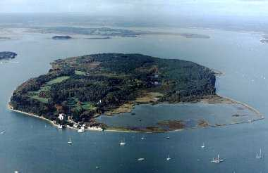 Brownsea Island—where it all began