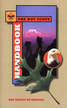 Boy Scout Handbook introduced in 1998