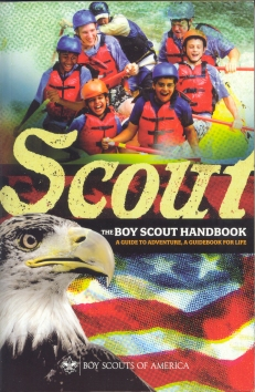 Boy Scout Handbook introduced in 2009