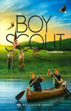 Boy Scout Handbook introduced in 2016