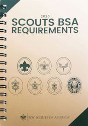 2020 Scouts BSA Requirements book