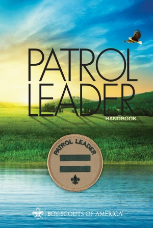 2017 Edition, Patrol Leader Handbook