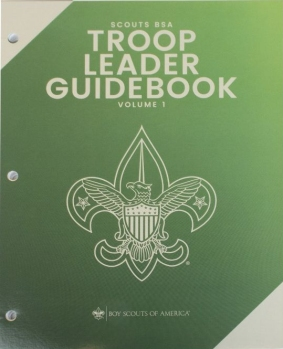 Troop Leader Guidebook, volume 1, 2019 version