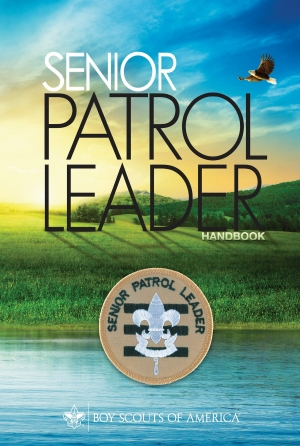 2017 Edition, Senior Patrol Leader Handbook