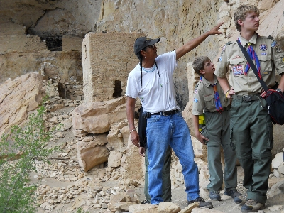 2011 Trek, Tour of Anasazi Ruins